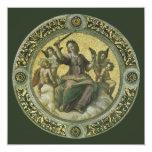 Justicia por Raphael, graduación del colegio de Invitación 13,3 Cm X 13,3cm