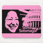Justicia Sonia Sotomayor Tapetes De Ratones