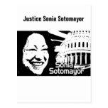 Justicia Sotomayor Postal