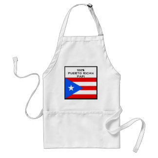 Justicia Sotomayor (Puerto Rico) Delantal
