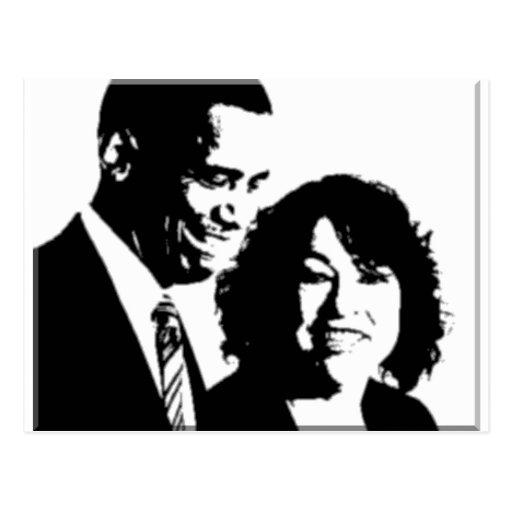 Justicia Sotomayor Postales