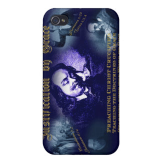 Justification by Grace iPhone4 Case 2 iPhone 4/4S Case