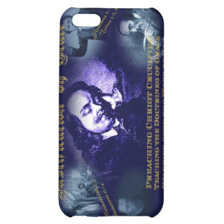 Justification by Grace iPhone4 Case 2 iPhone 5C Cases