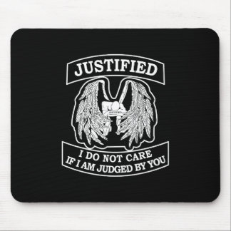 Justified Mouse Pad