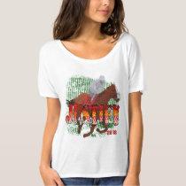 Justify 2018 Horse Racing T-Shirt