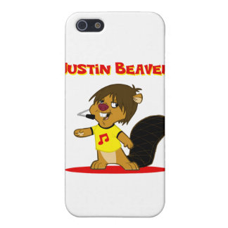 Justin Beaver Case For iPhone SE/5/5s