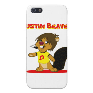 Justin Beaver Cover For iPhone SE/5/5s