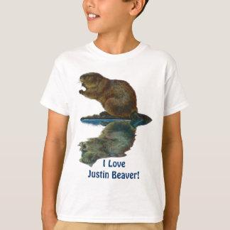 JUSTIN BEAVER Girl's Gift Shirts