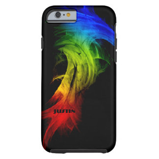 Justin Customized Colored Design iPhone case