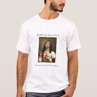 Justin for Jesus! T-Shirt