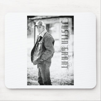 Justin Grant Merchandise Mouse Pad