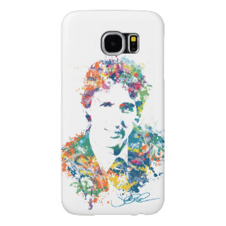 Justin Trudeau Digital Art Samsung Galaxy S6 Case