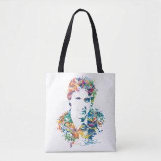 Justin Trudeau Digital Art Tote Bag