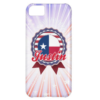 Justin, TX Case For iPhone 5C