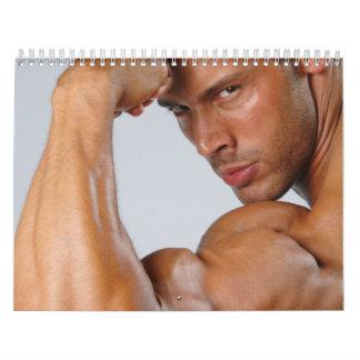 Justin Woltering 2014 Wall Calendar