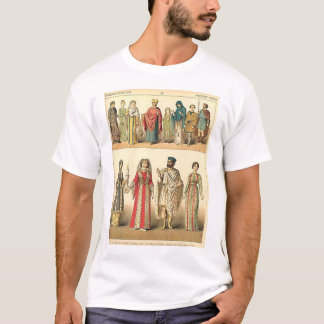 Justinian and Court T-Shirt