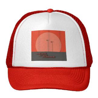 Justin's Acting Journals Logo Trucker Hat