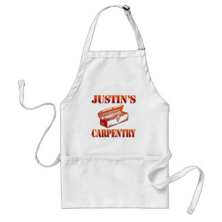 Justin's Carpentry Adult Apron