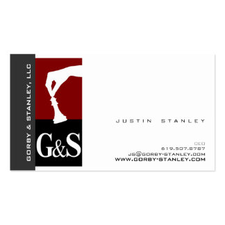 Justin's New Business Card 2.0
