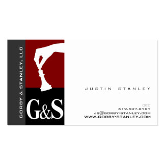 Justin's New Business Card 3.0