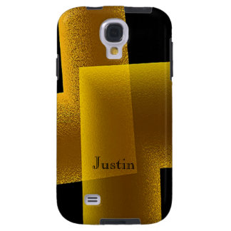 Justin's Samsung galaxy s4 cover
