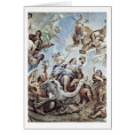 Justitia By Luca Giordano Cards