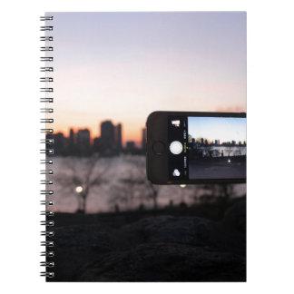 JustNowNear NYC Notebook