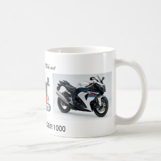 JustWannaRide 2010 Suzuki GSXR 1000 mug
