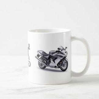 JustWannaRide a ZX-14 Mug