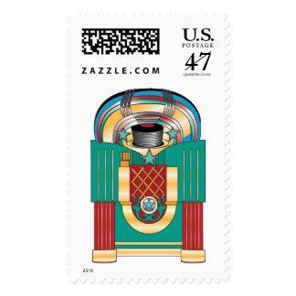 jute box postage