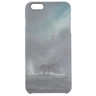 Jutland 1916 2014 2 clear iPhone 6 plus case