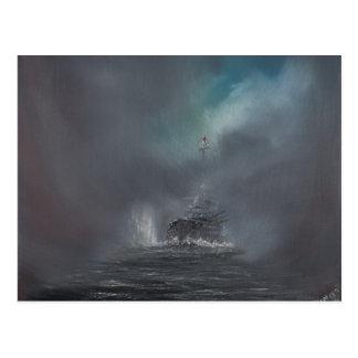 Jutland 1916 2014 2 postcard