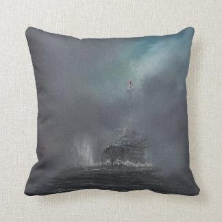 Jutland 1916 2014 2 throw pillow