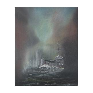 Jutland 1916 2014 canvas print