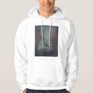 Jutland 1916 2014 hooded pullover