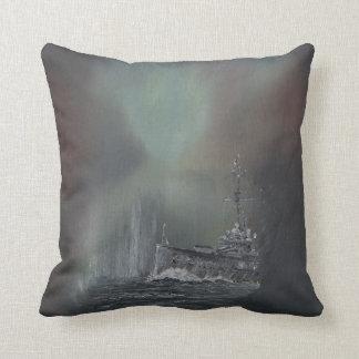 Jutland 1916 2014 throw pillow