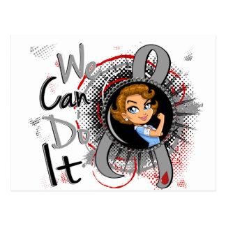 Juv Diabetes Rosie Cartoon WCDI.png Postcard