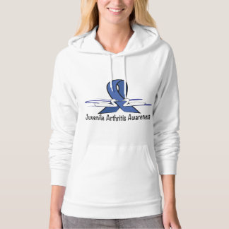 Juvenile Arthritis with Swans of Hope Hoodie