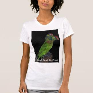 Juvenile Coxen's Fig Parrots Tshirt