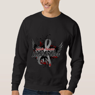 Juvenile Diabetes Awareness 16 Sweatshirt