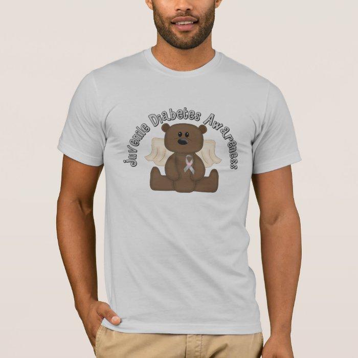 Juvenile Diabetes Awareness Bear T-Shirt