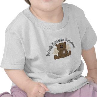 Juvenile Diabetes Awareness Bear Shirt