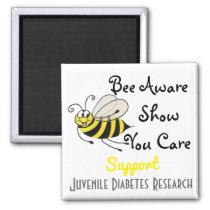 Juvenile Diabetes Awareness - Magnet