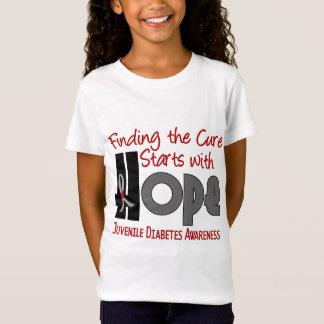 Juvenile Diabetes HOPE 4 T-Shirt