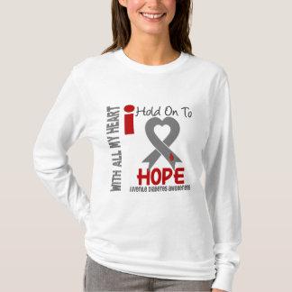 Juvenile Diabetes I Hold On To Hope T-Shirt
