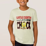 Juvenile Diabetes Messed With The Wrong Chick T-Shirt