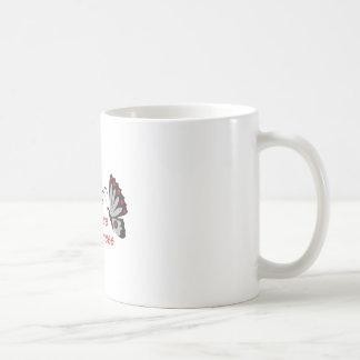 JUVENILE DIABETES CLASSIC WHITE COFFEE MUG