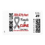 Juvenile Diabetes Needs A Cure 3 Stamp
