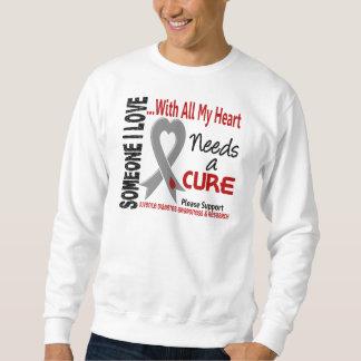 Juvenile Diabetes Needs A Cure 3 Sweatshirt