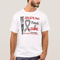 Juvenile Diabetes Needs A Cure 3 T-Shirt